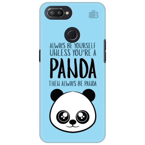 Always be panda Oppo RealMe 2 Pro Cover