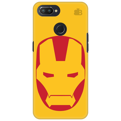 Angry Superhero Mask Oppo RealMe 2 Pro Cover