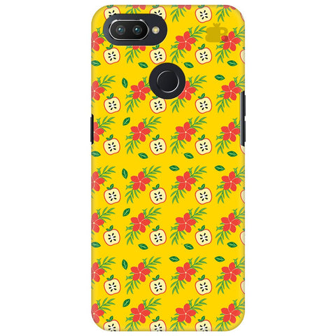 Apples & Flowers Oppo RealMe 2 Pro Cover