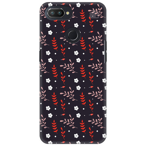 Autumn Floral Pattern Oppo RealMe 2 Pro Cover