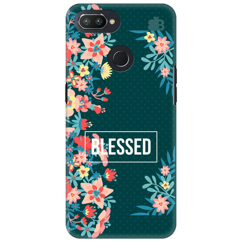 Blessed Floral Oppo RealMe 2 Pro Cover