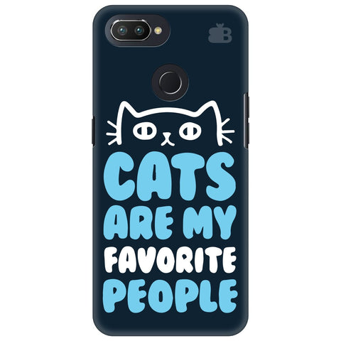 Cats favorite People Oppo RealMe 2 Pro Cover