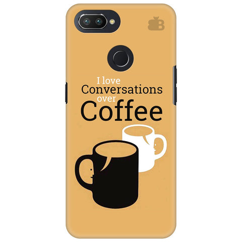 Convos over Coffee Oppo RealMe 2 Pro Cover