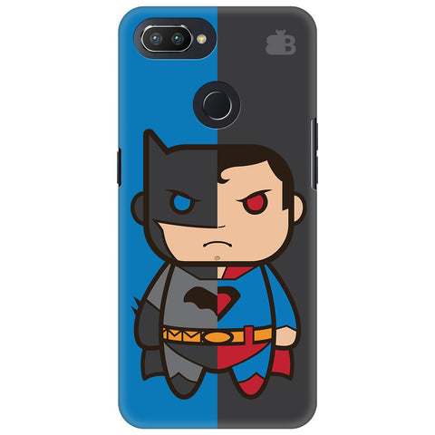 Cute Superheroes Annoyed Oppo RealMe 2 Pro Cover