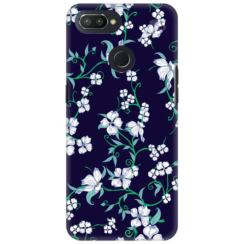 Dogwood Floral Pattern Oppo RealMe 2 Pro Cover