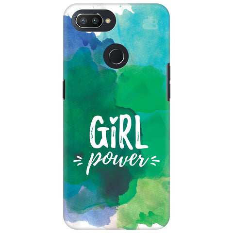 Girl Power Oppo RealMe 2 Pro Cover