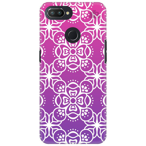Indian Ethnic Art Oppo RealMe 2 Pro Cover