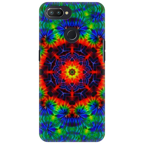 Kaleidoscope Die Oppo RealMe 2 Pro Cover