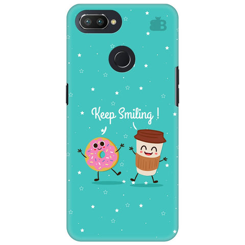 Keep Smiling Oppo RealMe 2 Pro Cover