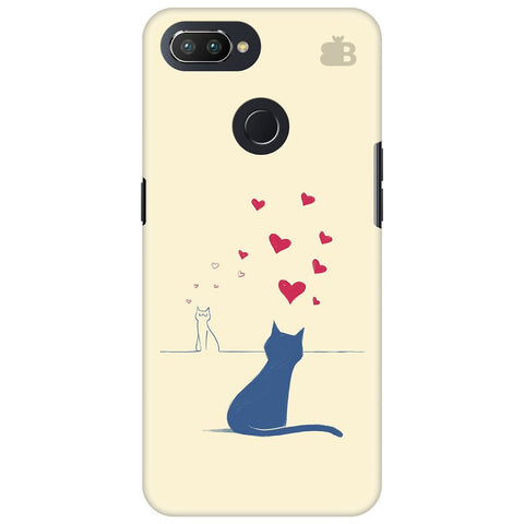 Kitty in Love Oppo RealMe 2 Pro Cover