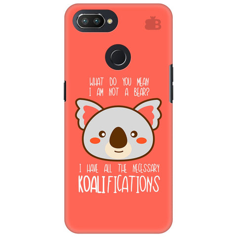Koalifications Oppo RealMe 2 Pro Cover