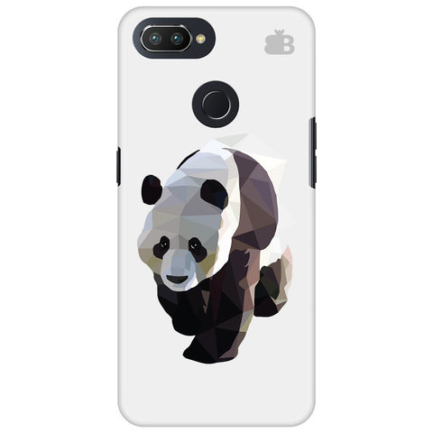 Low Poly Panda Oppo RealMe 2 Pro Cover