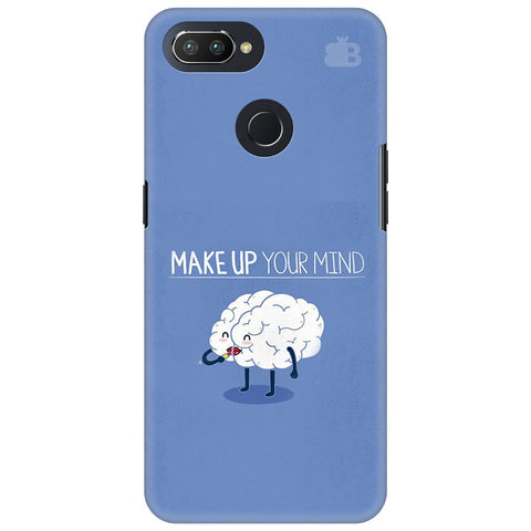 Make up Mind Oppo RealMe 2 Pro Cover
