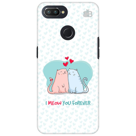 Meow You Forever Oppo RealMe 2 Pro Cover