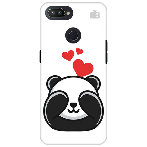 Panda In Love Oppo RealMe 2 Pro Cover