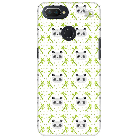 Peaceful Panda Oppo RealMe 2 Pro Cover
