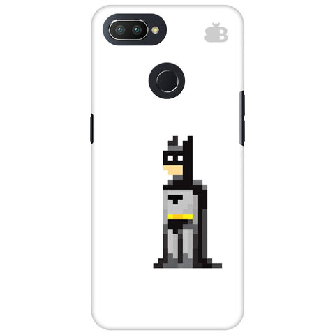 Pixelated Superhero Oppo RealMe 2 Pro Cover