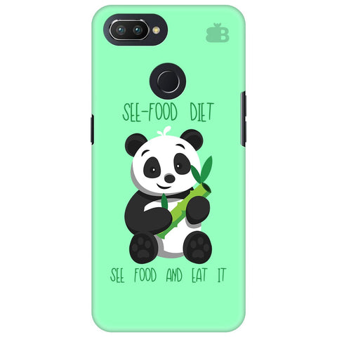 See-Food Diet Oppo RealMe 2 Pro Cover