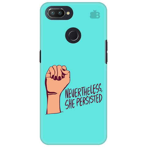 She Persisted Oppo RealMe 2 Pro Cover