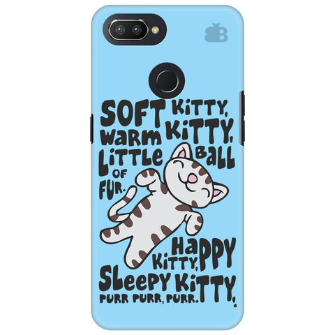 Soft Kitty Oppo RealMe 2 Pro Cover
