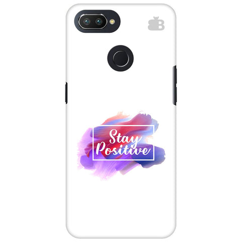 Stay Positive Oppo RealMe 2 Pro Cover