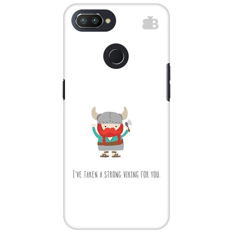 Strong Viking Oppo RealMe 2 Pro Cover