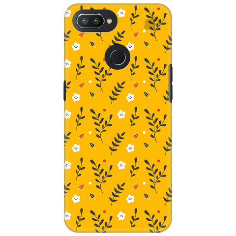 Summer Floral Pattern Oppo RealMe 2 Pro Cover