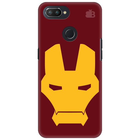 Superhero Mask Oppo RealMe 2 Pro Cover