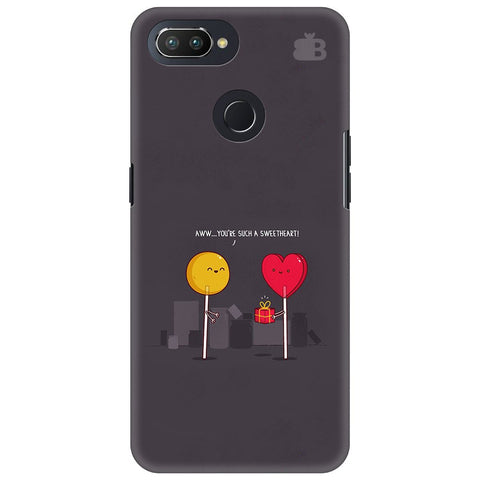 Sweetheart Oppo RealMe 2 Pro Cover