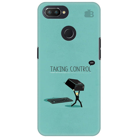 Taking Control Oppo RealMe 2 Pro Cover