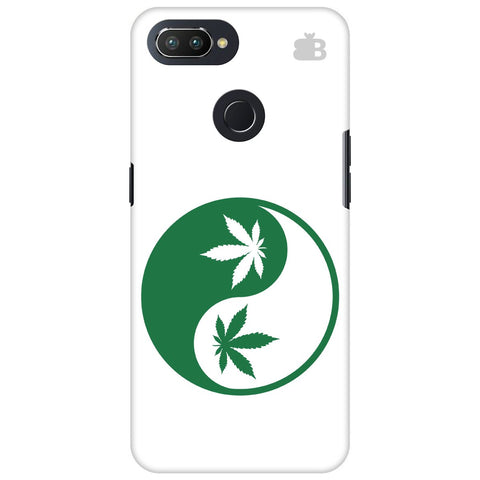 Weed Yin Yang Oppo RealMe 2 Pro Cover