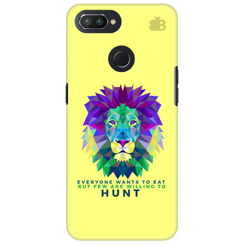 Willing to Hunt Oppo RealMe 2 Pro Cover