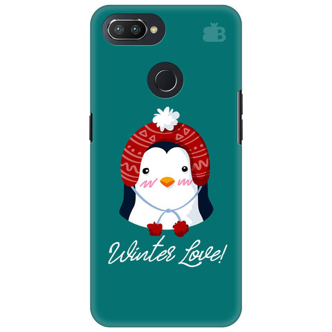 Winter Love Oppo RealMe 2 Pro Cover