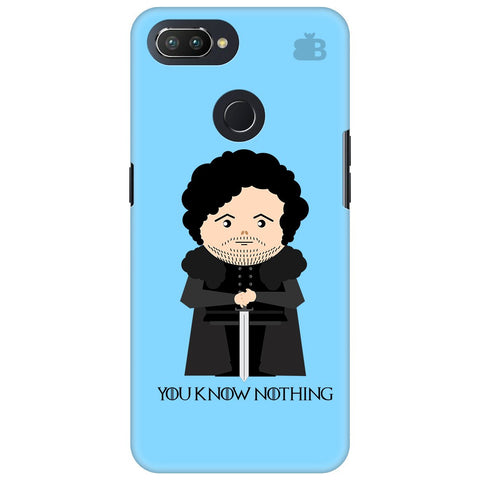 You Know Nothing Oppo RealMe 2 Pro Cover