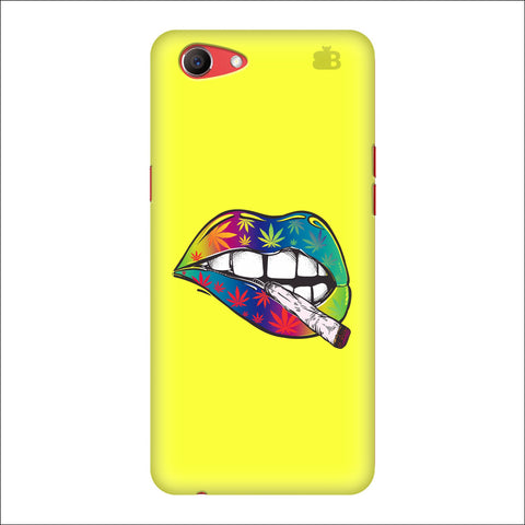 Trippy Lips Oppo Real Me1 Cover