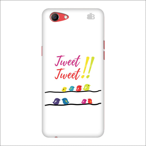 Tweet Tweet Oppo Real Me1 Cover