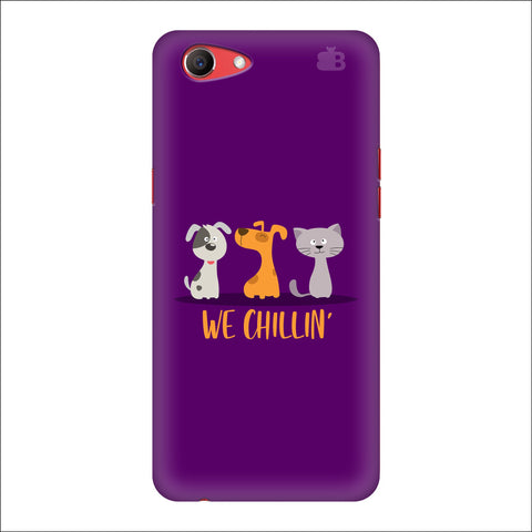 We Chillin Oppo Real Me1 Cover