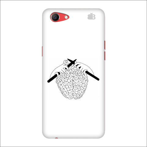 Weaving Brain Oppo Real Me1 Cover