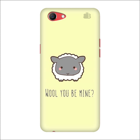 Wool Oppo Real Me1 Cover