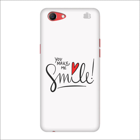 You make me Smile Oppo Real Me1 Cover
