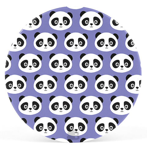 Panda Pattern Pop Holder