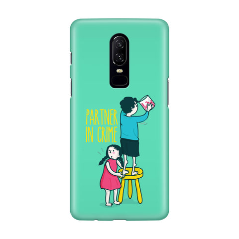 Partner In Crime Phone Cover