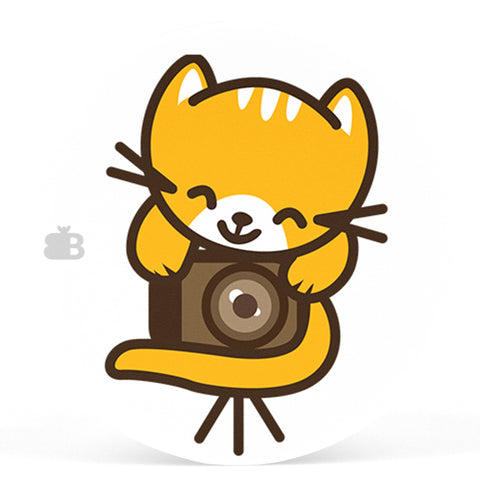 Photographer Kitty Pop Holder