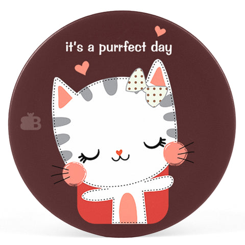 Purrfect Day Pop Holder