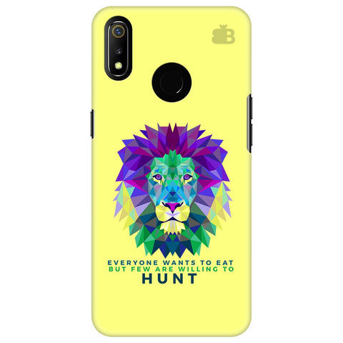 Willing to Hunt Realme 3 Cover