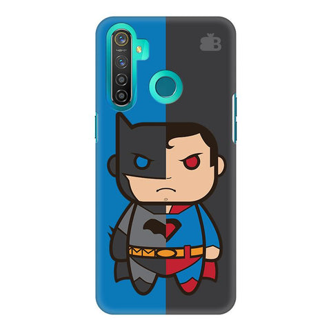 Cute Superheroes Annoyed Realme 5 Pro Cover