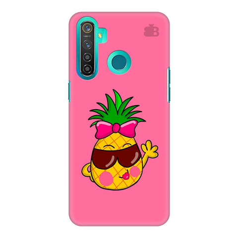 Funky Pineapple Realme 5 Pro Cover
