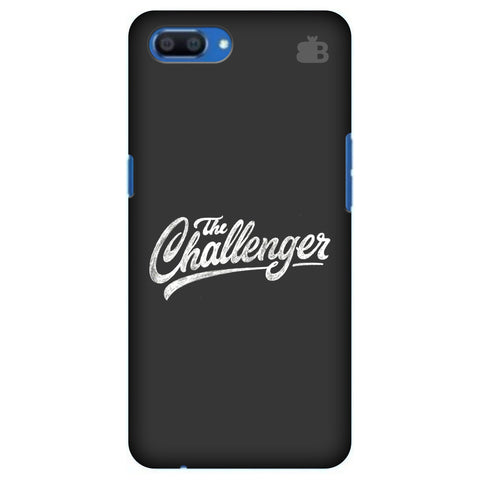 The Challenger Realme A1 Cover