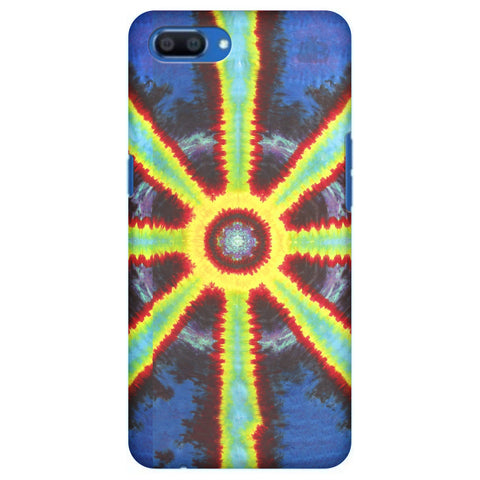 Tie Die Pattern Realme A1 Cover