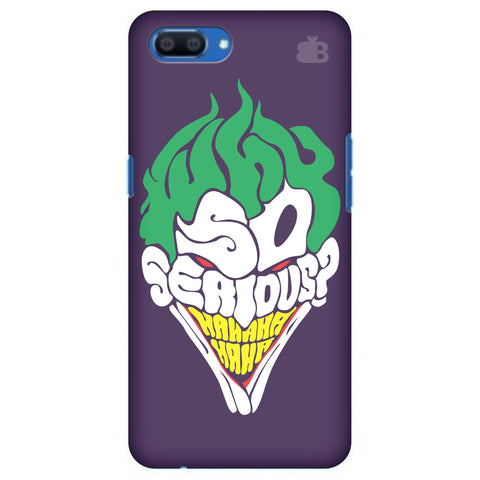 Why So Serious Realme A1 Cover